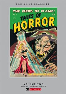 Pre-Code Classics Tales Of Horror  Volume 2